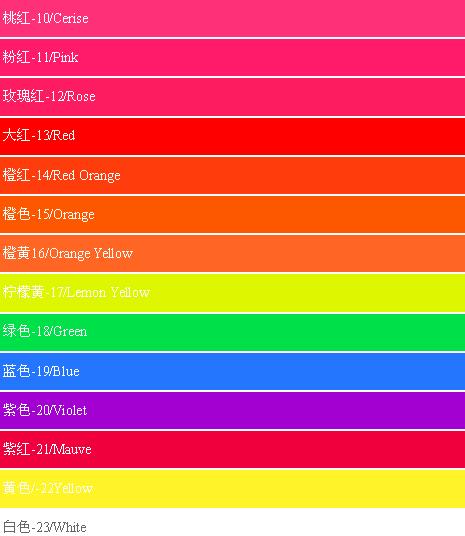 高端环保荧光粉