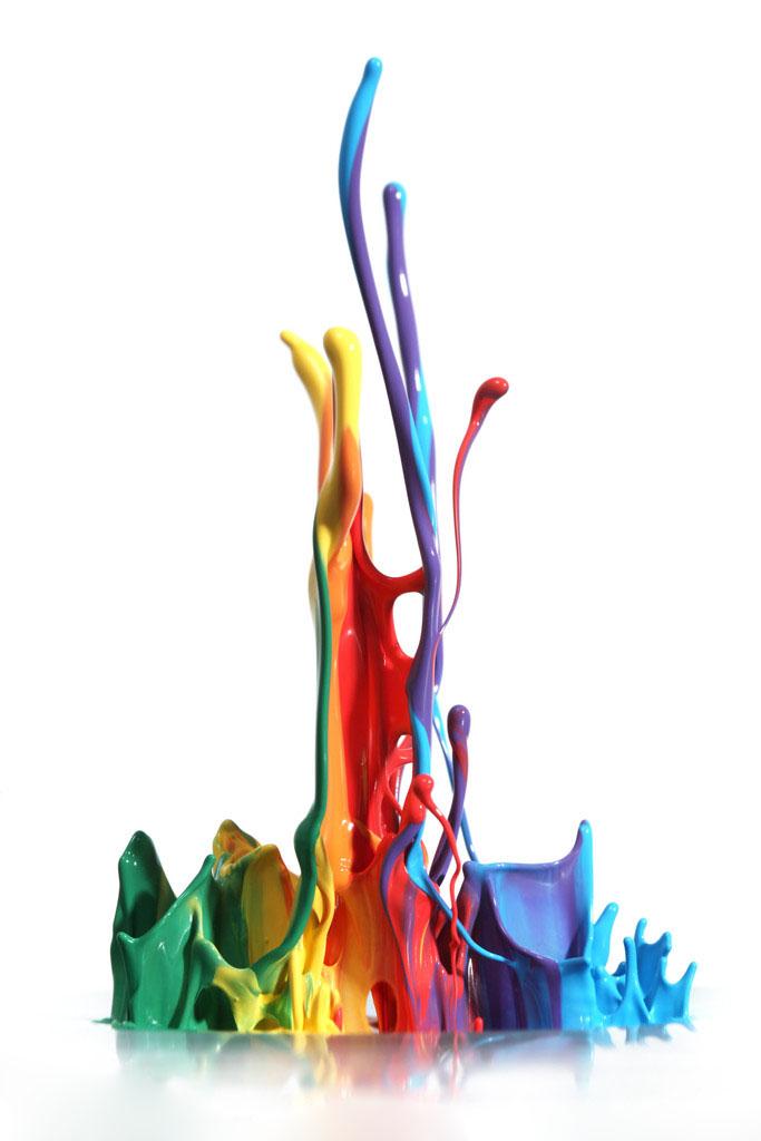有机荧光粉颜料